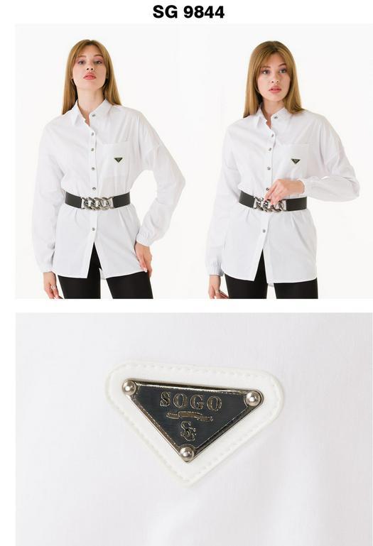 Женские рубашки 1012317