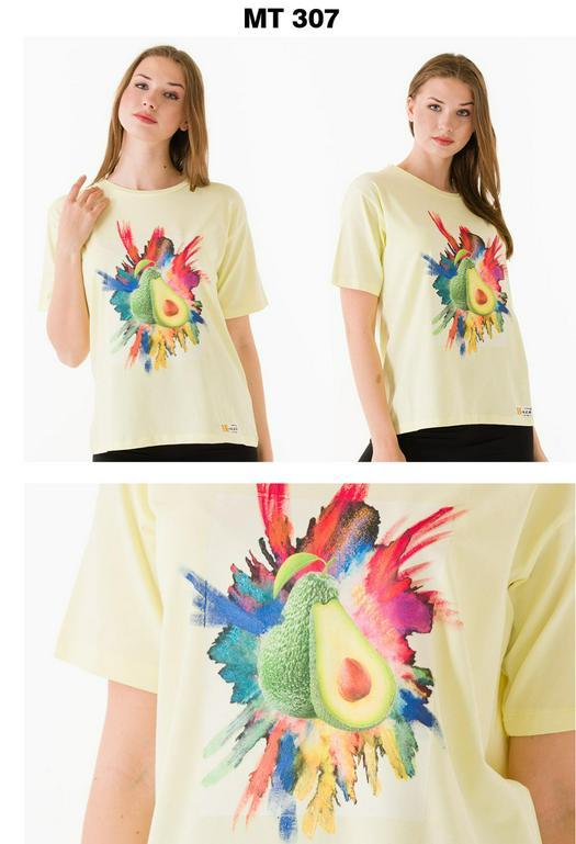 Женские футболки 966228
