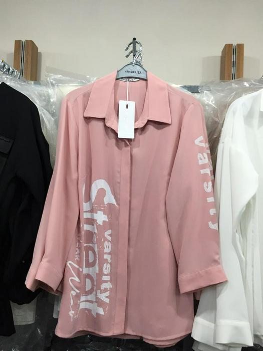 Женские блузки 1011658