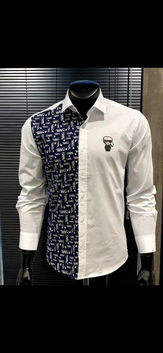 Мужские рубашки 1012122
