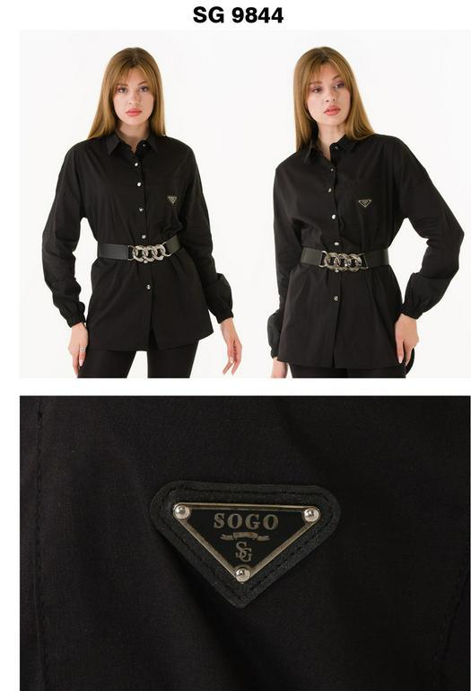 Женские рубашки 1012338