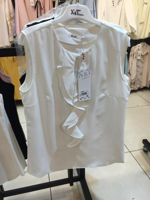 Женские блузки 1011332