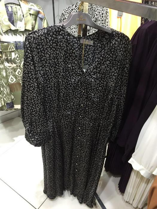 Большие размеры платья 1012208