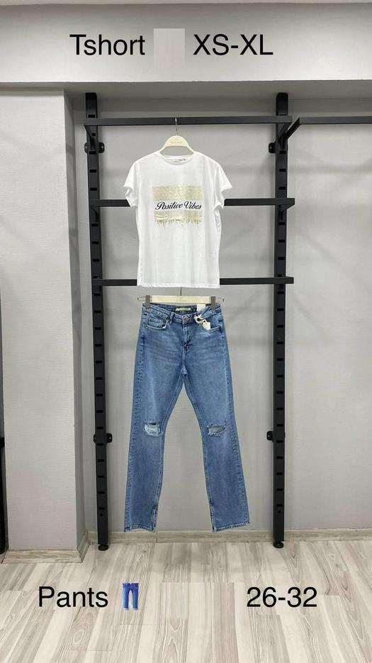 Женские джинсы 965343