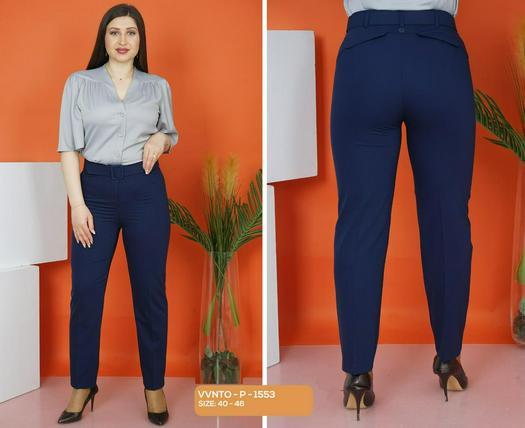 Большие размеры брюки 965495