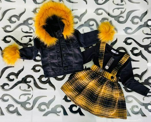 Одежда девочкам 1054836