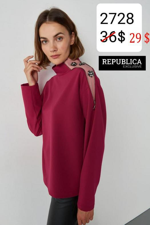 Женские блузки 1056678
