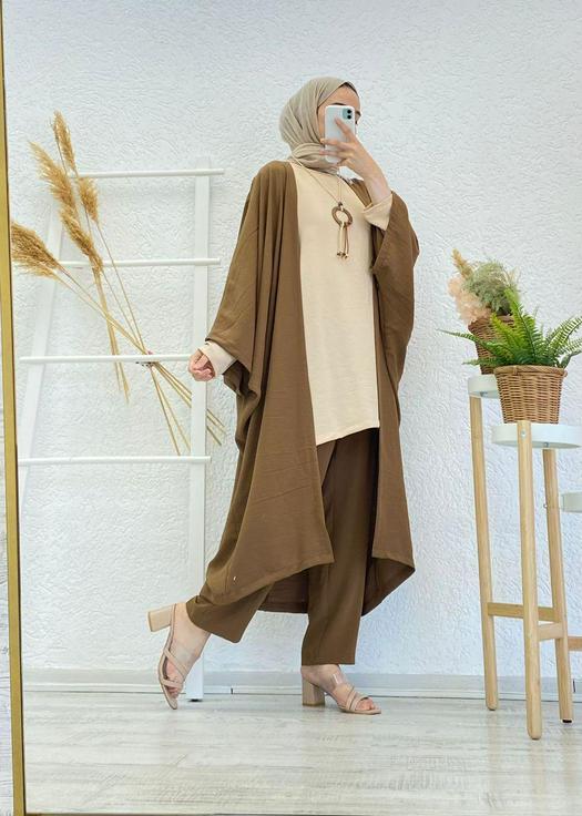 Мусульманская одежда повседневная 1009344