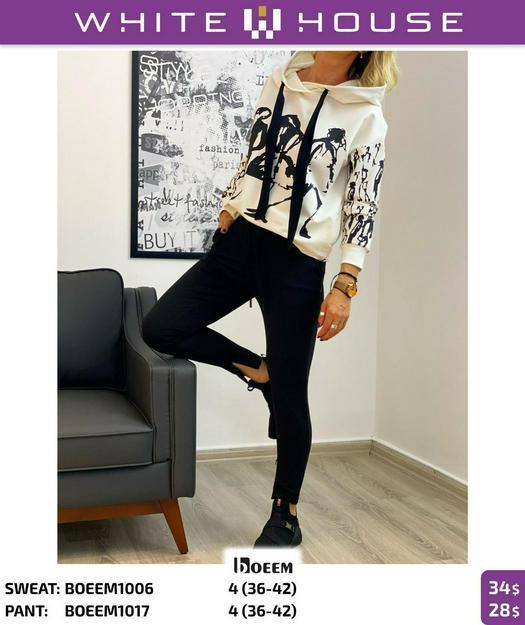 Женские брюки 1012478