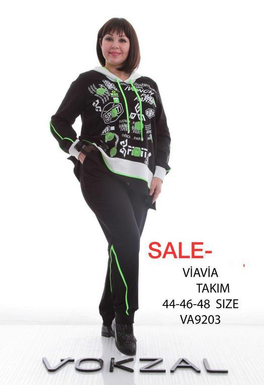 Спорт костюмы баталы 993913