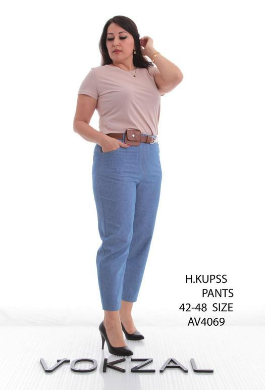 Большие размеры брюки 963704