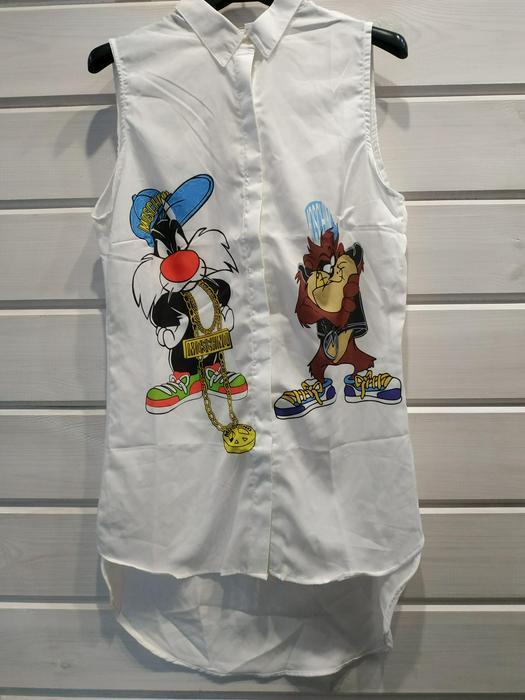 Блузки, рубашки разбитые серии 802212