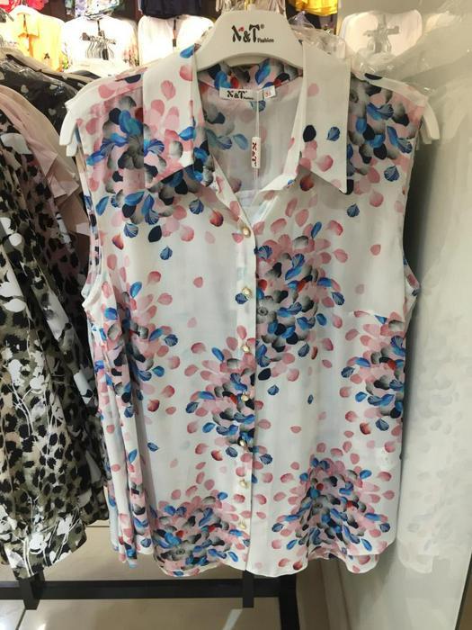 Женские блузки 1011350