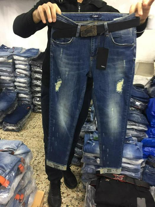 Большие размеры джинсы 927396