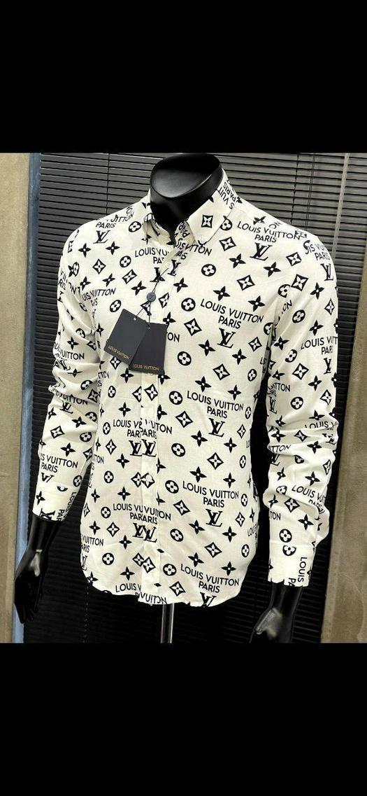 Мужские рубашки 1012112