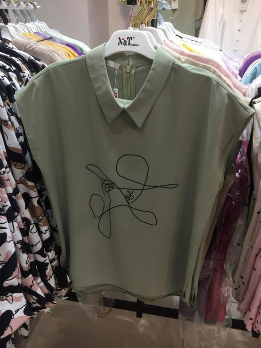 Женские блузки 1011336