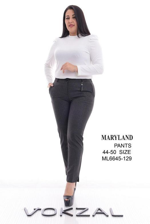 Большие размеры брюки 1055341