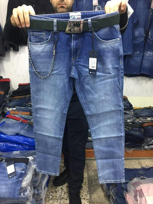 Большие размеры джинсы 927407