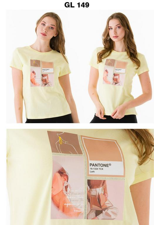 Женские футболки 966213