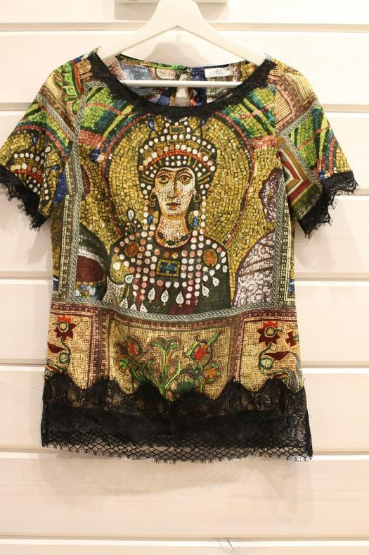 Блузки, рубашки разбитые серии 136058