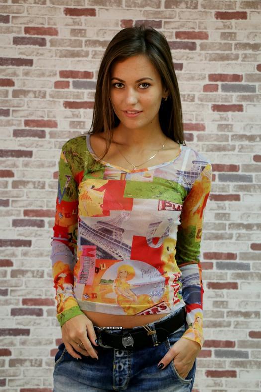 Блузки, рубашки разбитые серии 264144