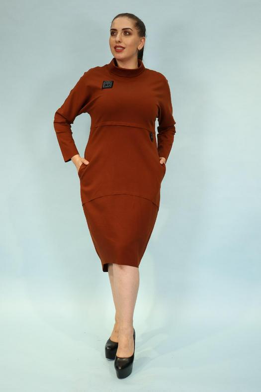 Большие размеры платья 1057139