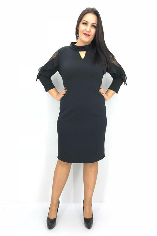 Большие размеры платья 1057137