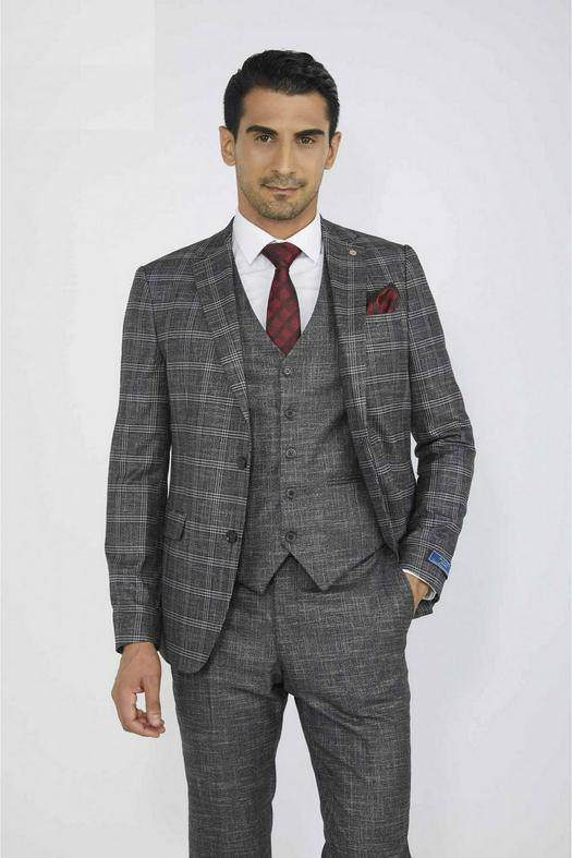 Мужские классич костюмы 858281